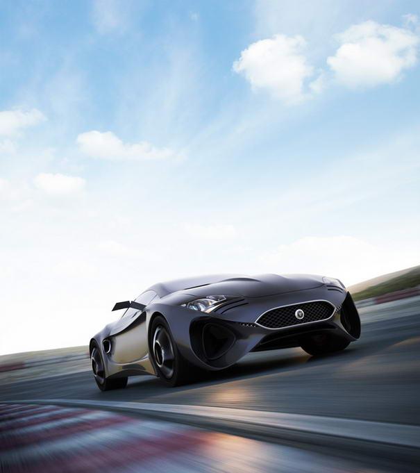XKX Jaguar Concept (2)