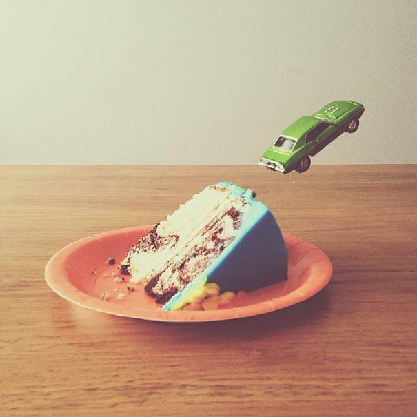 Cake Ramp