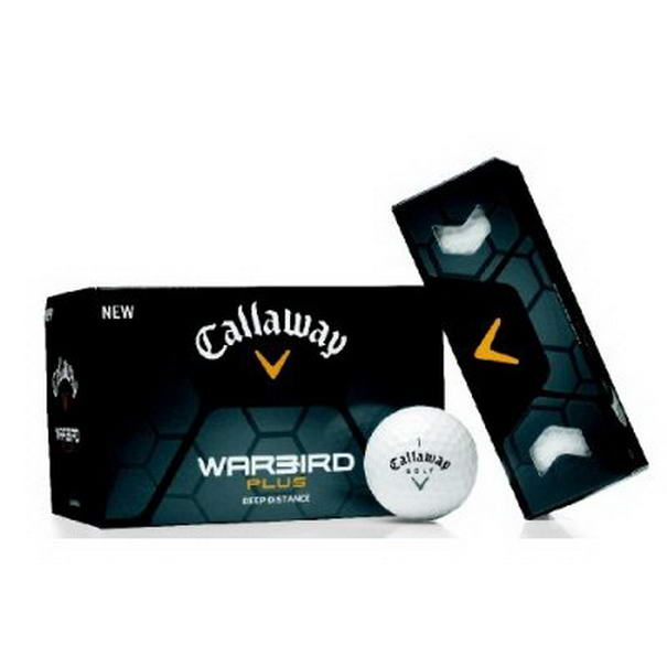 Callaway Golf Warbird Plus Golf Balls