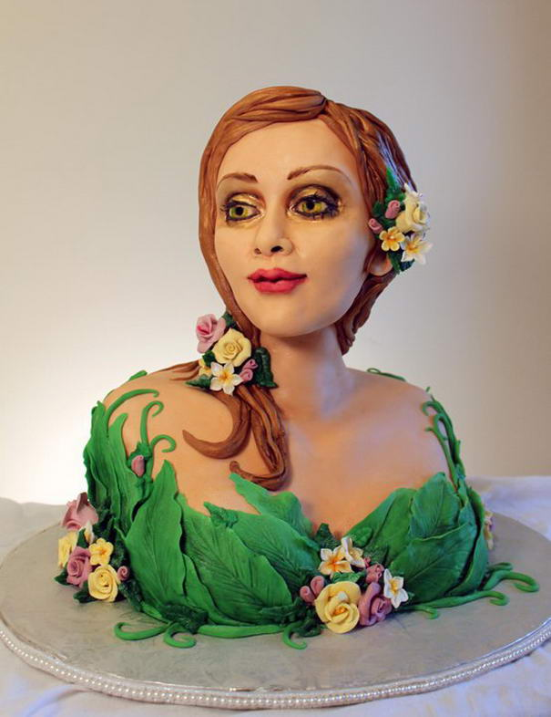 Garden Faerie Cake