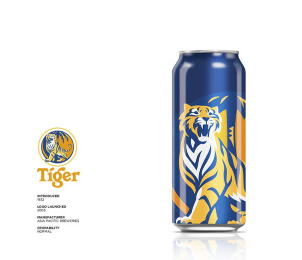 Package Redesigns Tiger