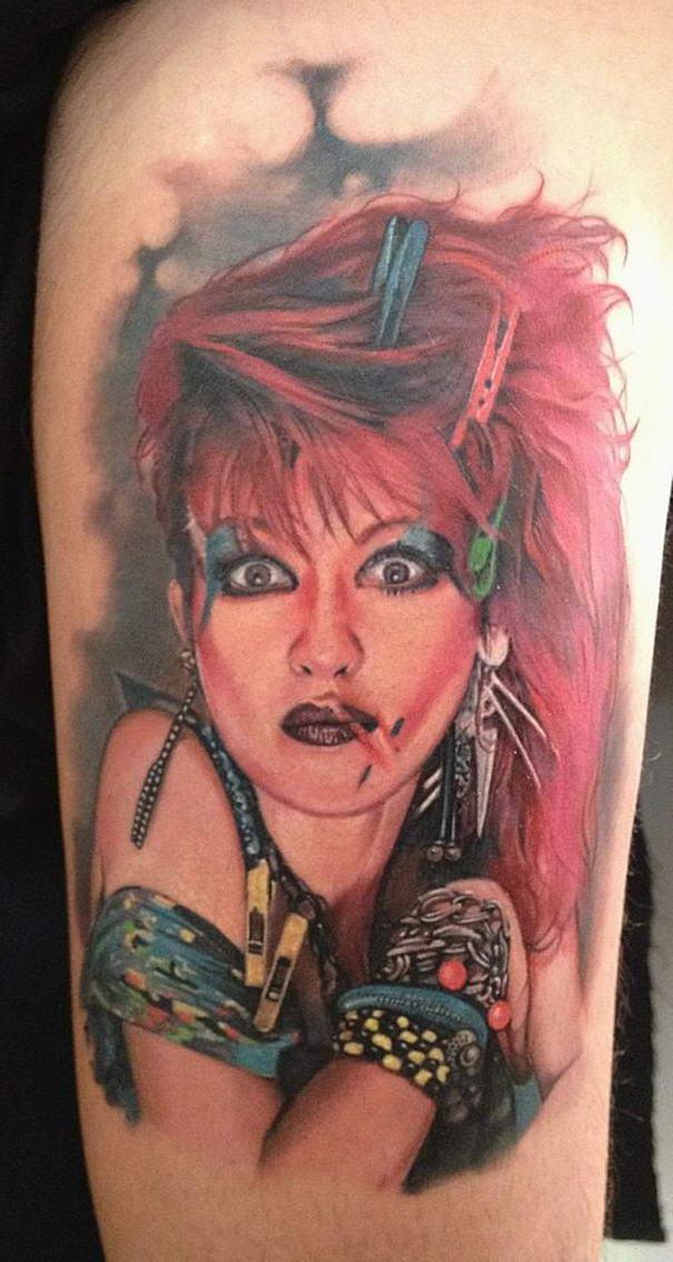 Impressive Tattoos By Matteo Pasqualin (1)