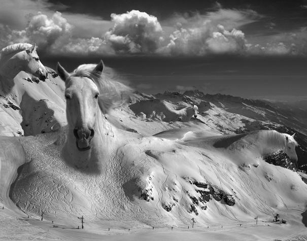 Icy Studs by Thomas Barbèy