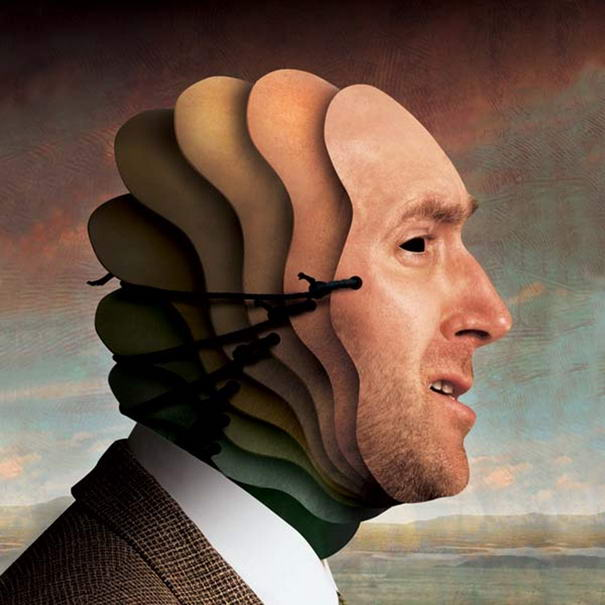 10 Most Amazing Surreal Illustrations By Igor Morski