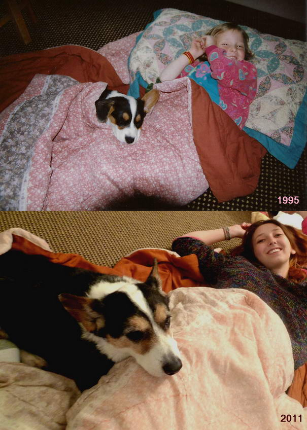 Pets With Humans (8)