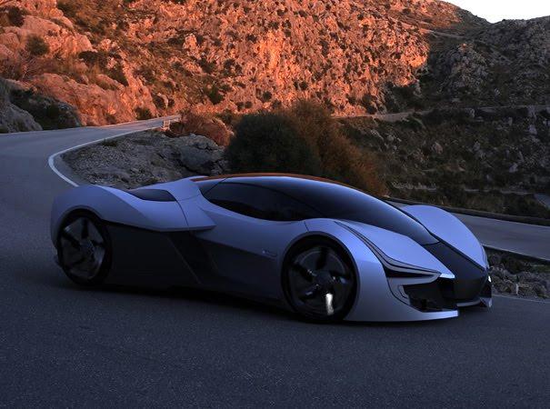 2025 Aerius EV hypercar