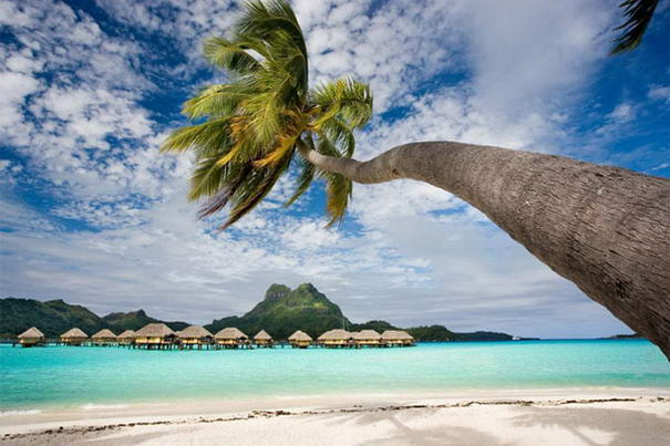 Beautiful Beaches Bora Bora