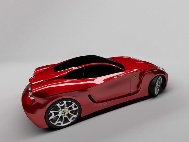 Ferrari Fx1 RR