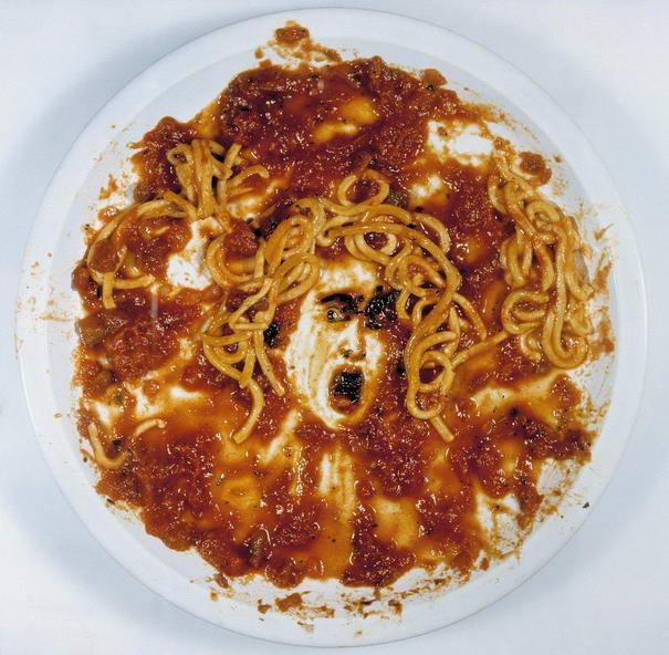 Medusa Marinara - From Spagetti