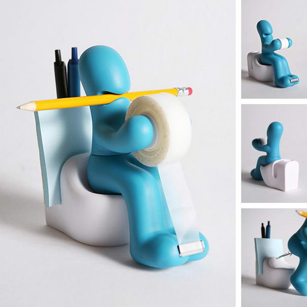 10 Most Creative And Unusual Pencil Holders The Most 10