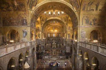Basilicas Interior