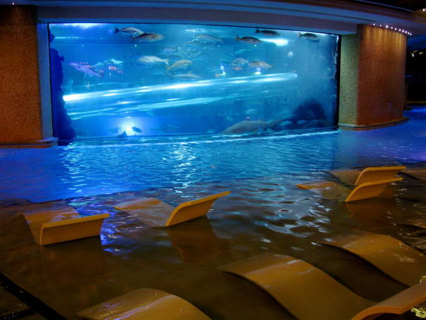 10 Most Fascinating Swimming Pools Around The World