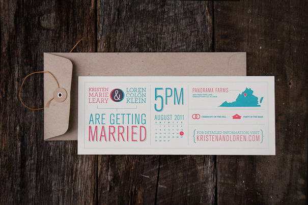 K-L Wedding Invitations (1)