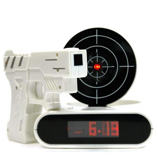 Target Alarm Clock