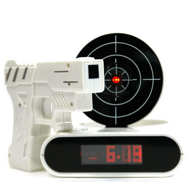 10 most creative alarm clocks the most 10 of everything. Black Bedroom Furniture Sets. Home Design Ideas