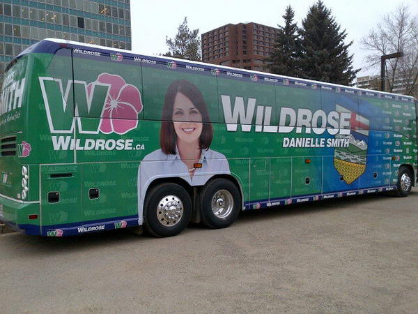 Advertising Wildrose
