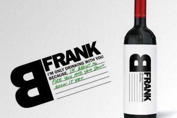 B Frank Wine