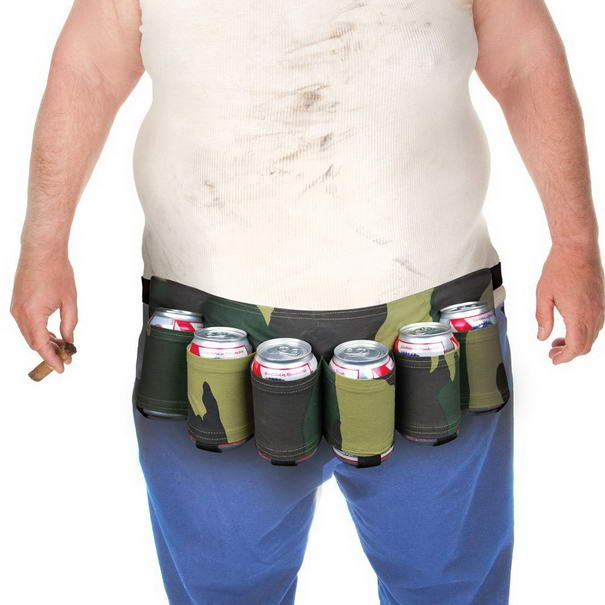 Big Mouth Toys Beer Belt