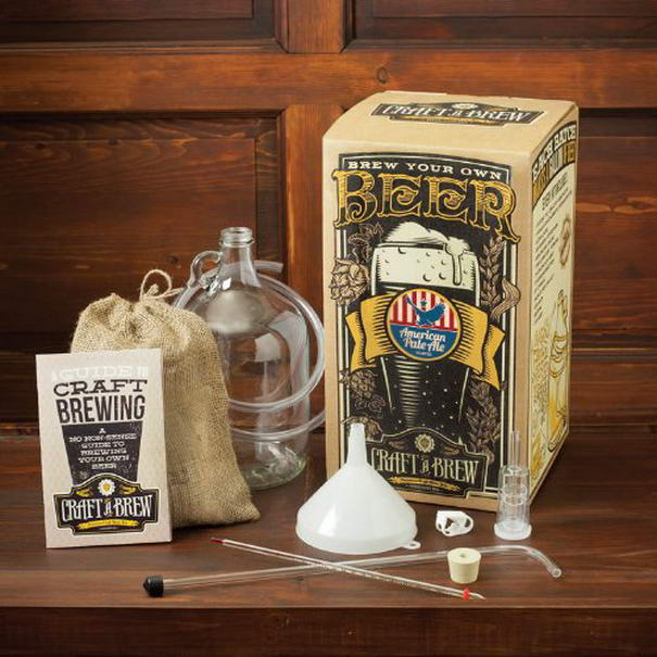 Craft Beer Brewing Starter Kit