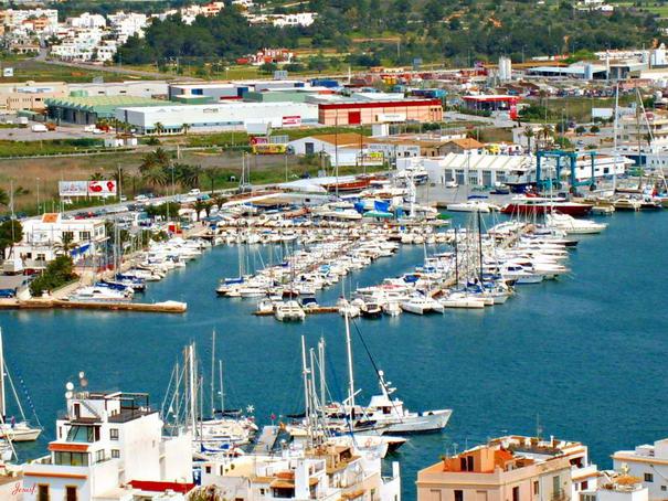Port of Ibiza