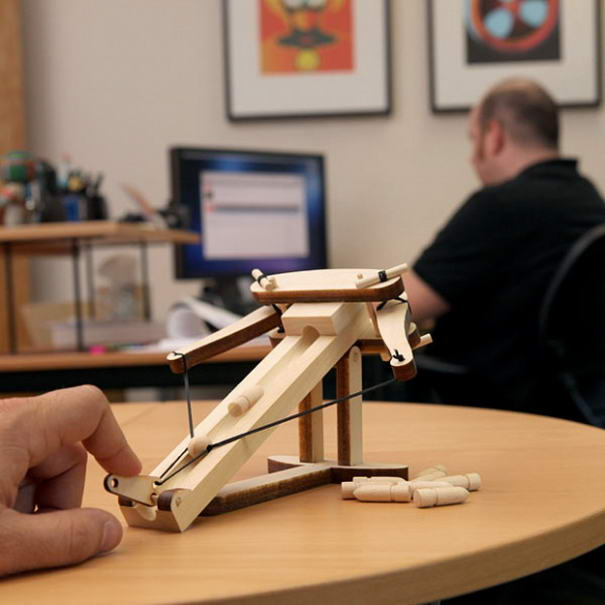 Wooden Ballista Kit