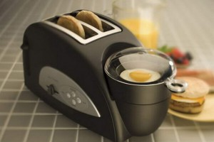 2-Slice Toaster and Egg Poacher