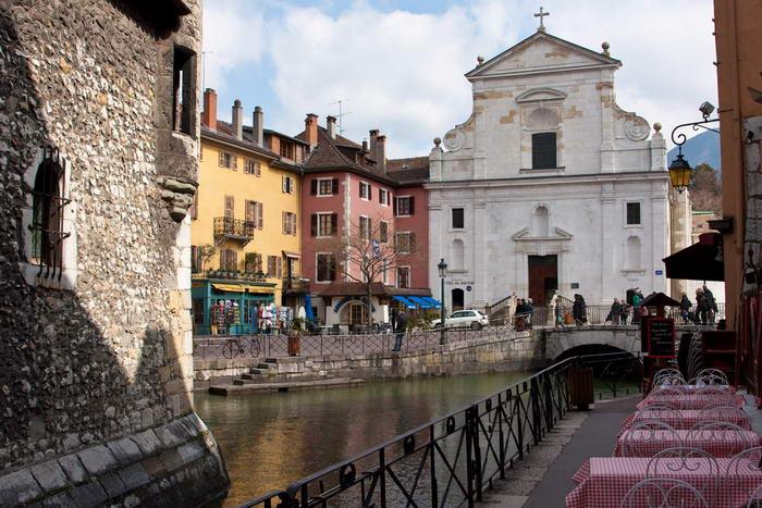 Annecy by roman pisarchik