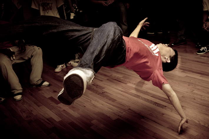 Bboy Loose Lee