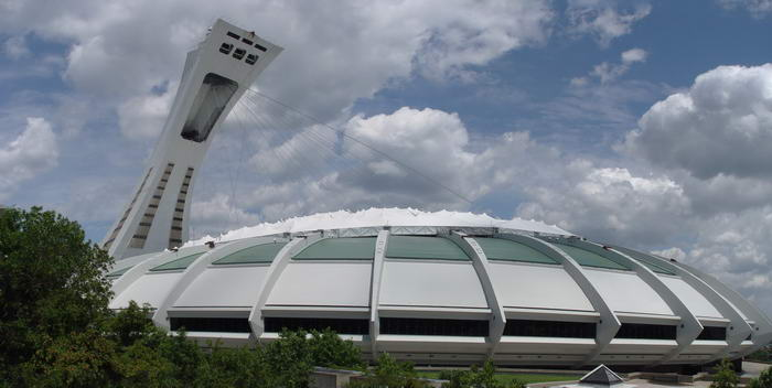 Olympic Stadium Quebec