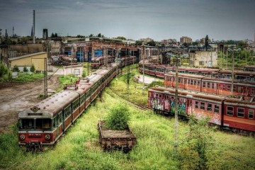 Subway depot