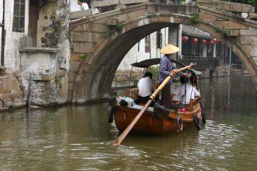 Suzhou Canals By sbecks1