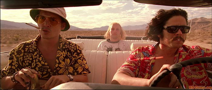 Fear Loathing in Las Vegas