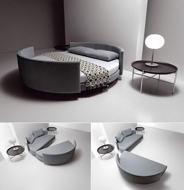 Scoop Bed