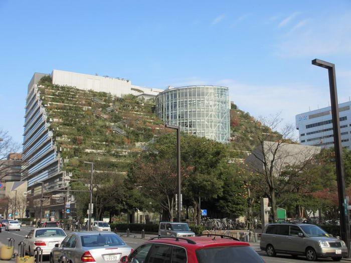 Step Garden of Fukuoka