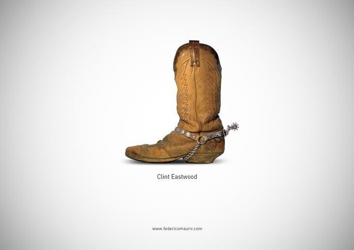 Famous Shoes Clint Eastwood