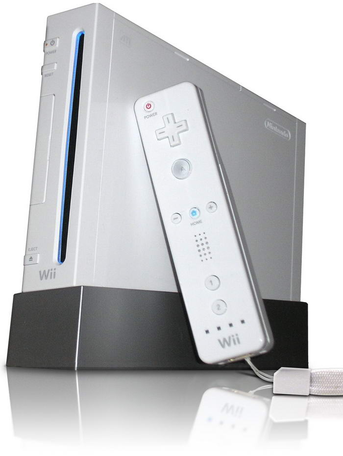 Game Consoles Nintendo Wii