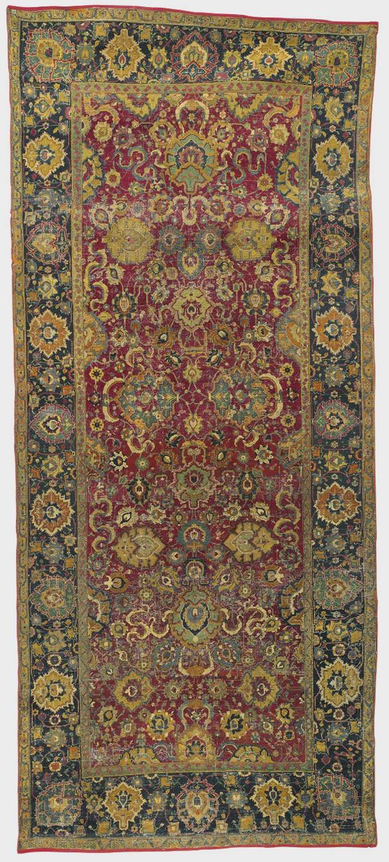 Isfahan Carpet