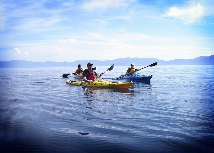 Lake Tahoe by adwriter