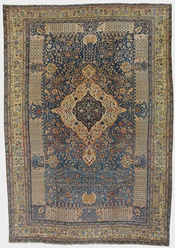 Mohtashem Kashan Carpet