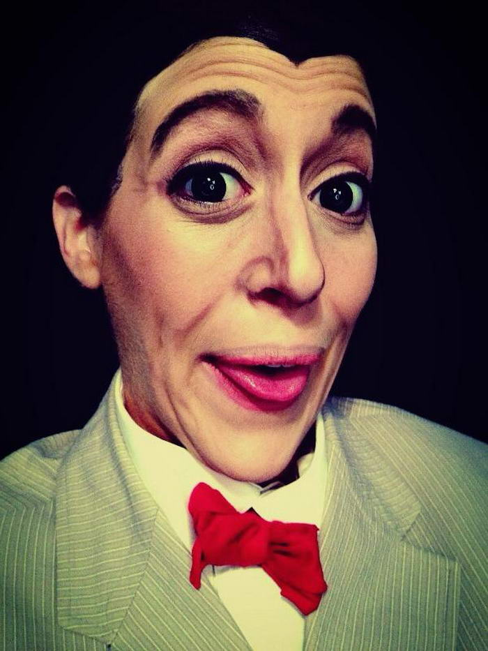 10 Most Successful Disguise Makeups By Carly Paige