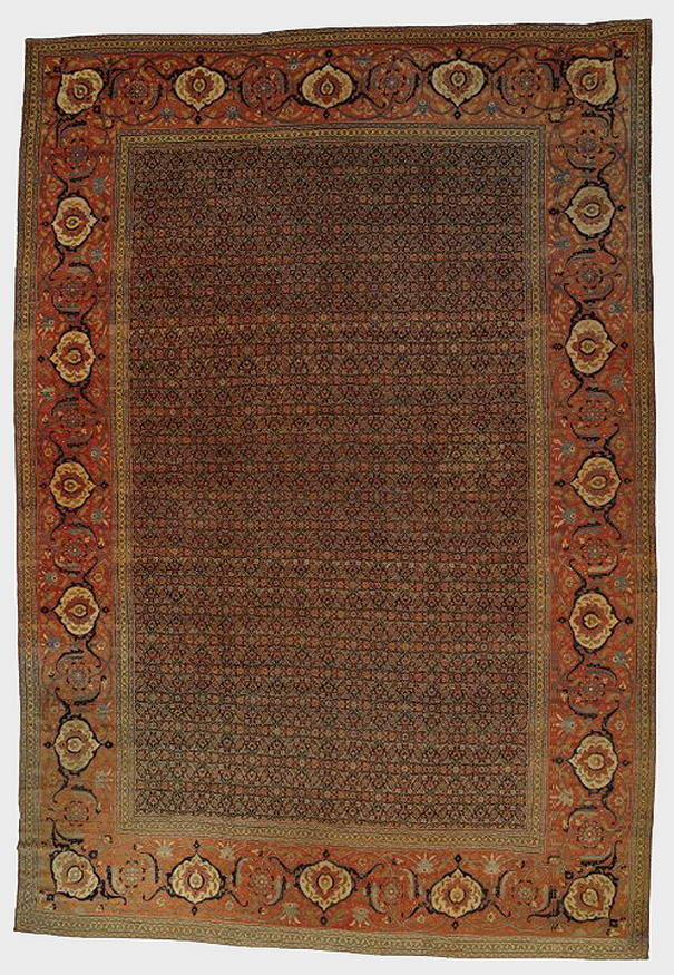 The Tabriz Carpet