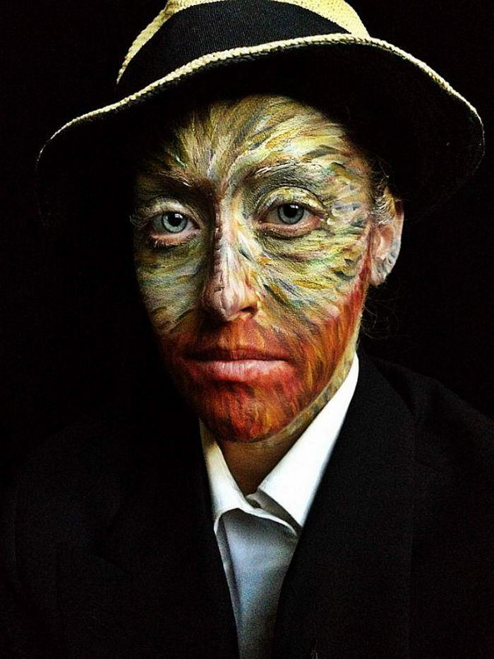 Disguise Makeups Vincent van Gogh