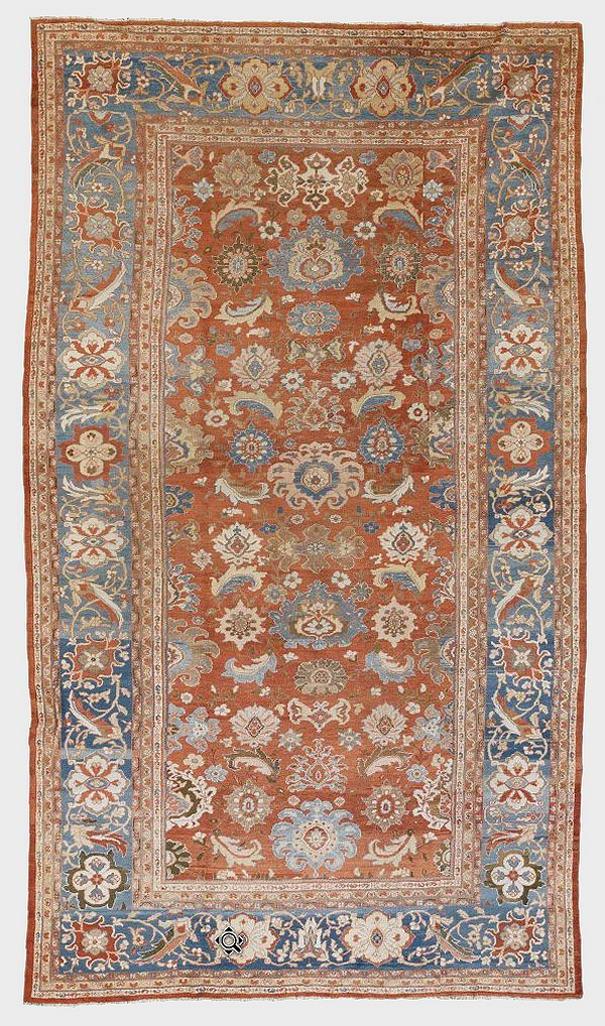 Ziegler Mahal Carpet (3)