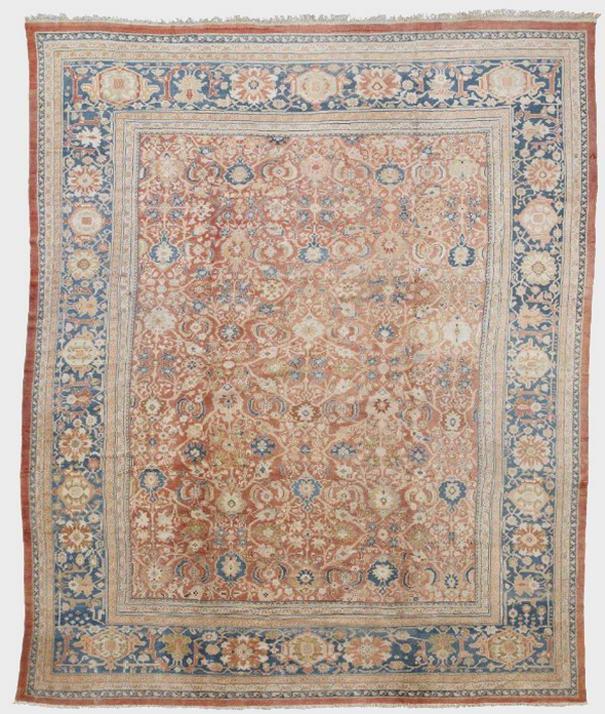 Expensive Carpets Ziegler Mahal Carpet