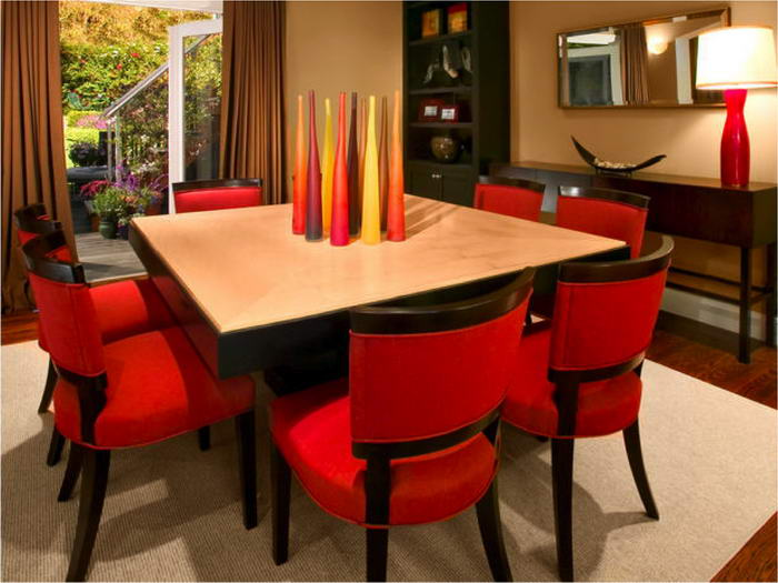 Colorful Dining Set