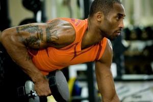 Kobe Bryant Work Out