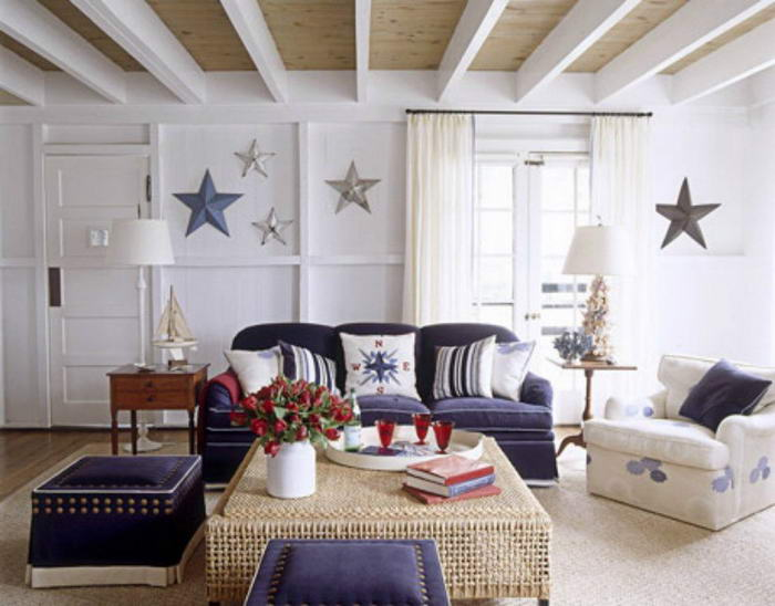 excellent nautical living room decorating ideas | 10 Most Overdone Interior Design Trends | The Most 10 Of ...