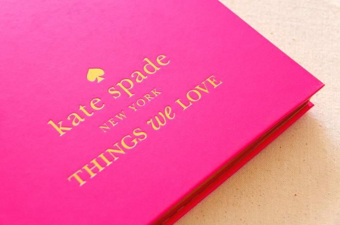 Things We Love by Kate Spade