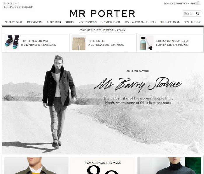 Mr Porter