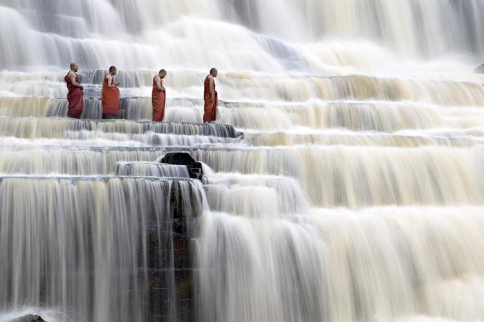 Pongua Falls